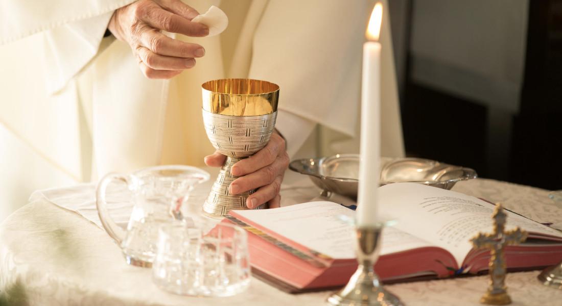 Eucaristía y la liturgia de la misa