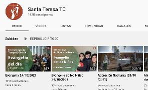 Canal de YouTube de la Parroquia